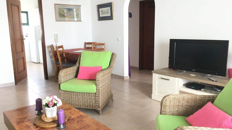 Location appartements et villas de vacance, Appartement avec piscine et Roof top à 3m de plage à Carvoeiro, Portugal Algarve, REF_IMG_16718_16721