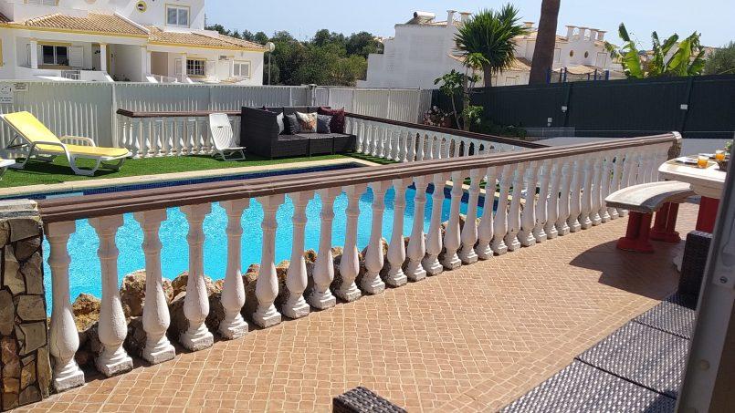 Location appartements et villas de vacance, Villa Calipso à Albufeira, Portugal Algarve, REF_IMG_15240_16746