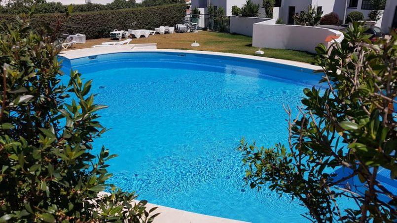 Location appartements et villas de vacance, Appartement avec piscine et Roof top à 3m de plage à Carvoeiro, Portugal Algarve, REF_IMG_16718_16719