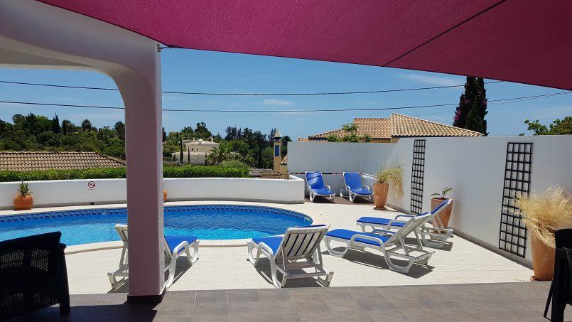 Location appartements et villas de vacance, Magnifique Villa avec piscine à Carvoeiro, Portugal Algarve, REF_IMG_16652_17079