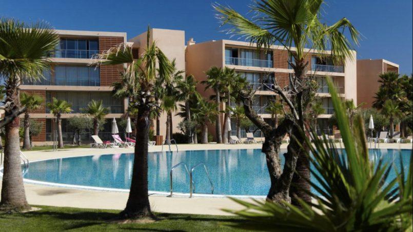 Apartamentos e moradias para alugar, Apartamento de Luxo T1+1 nos Salgados em Albufeira, Portugal Algarve, REF_IMG_17434_17435