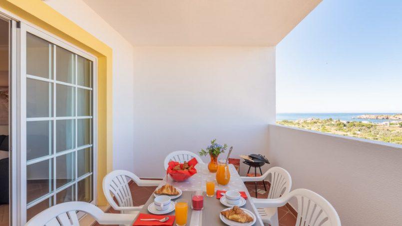 Location appartements et villas de vacance, T2 Duplex Mar à Vista N à Portimão, Portugal Algarve, REF_IMG_16820_17331