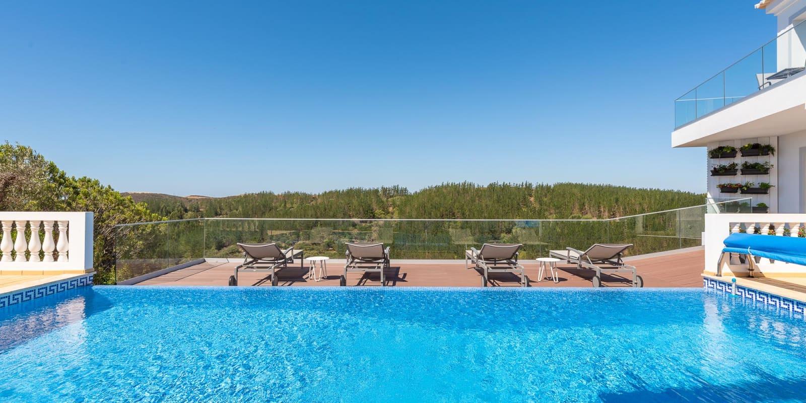 Apartamentos e moradias para alugar, Villa Parque da Floresta Golfe Resort em Budens, Portugal Algarve, REF_IMG_17409_17413