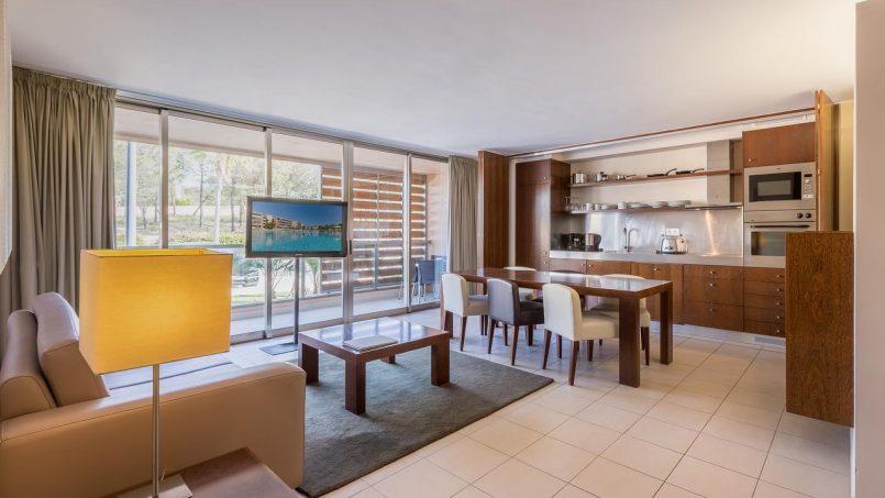 Apartamentos e moradias para alugar, Apartamento de Luxo T1+1 nos Salgados em Albufeira, Portugal Algarve, REF_IMG_17434_17439