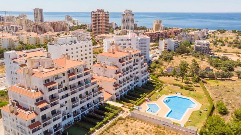 Location appartements et villas de vacance, T2 Duplex Mar à Vista N à Portimão, Portugal Algarve, REF_IMG_16820_17333