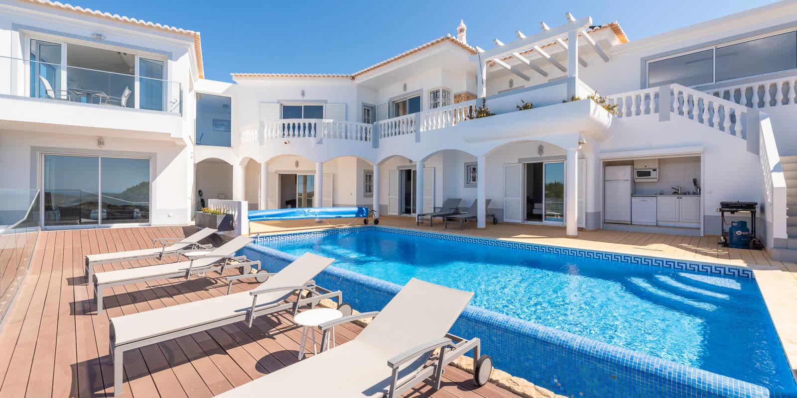 Apartamentos e moradias para alugar, Villa Parque da Floresta Golfe Resort em Budens, Portugal Algarve, REF_IMG_17409_17415