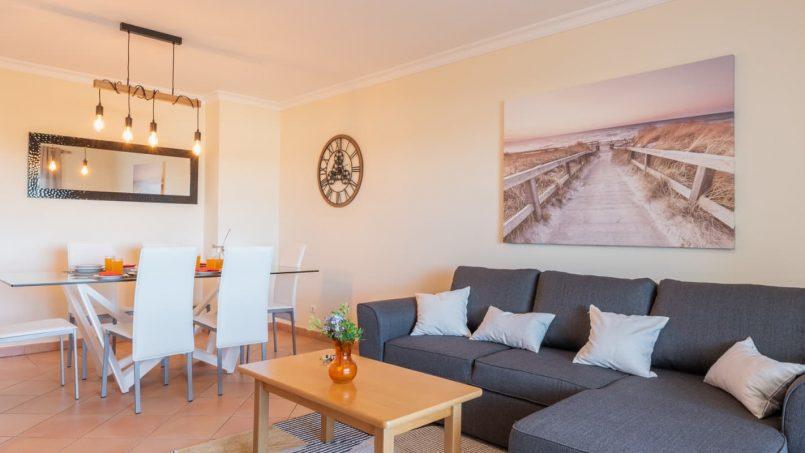 Location appartements et villas de vacance, T2 Duplex Mar à Vista N à Portimão, Portugal Algarve, REF_IMG_16820_17334