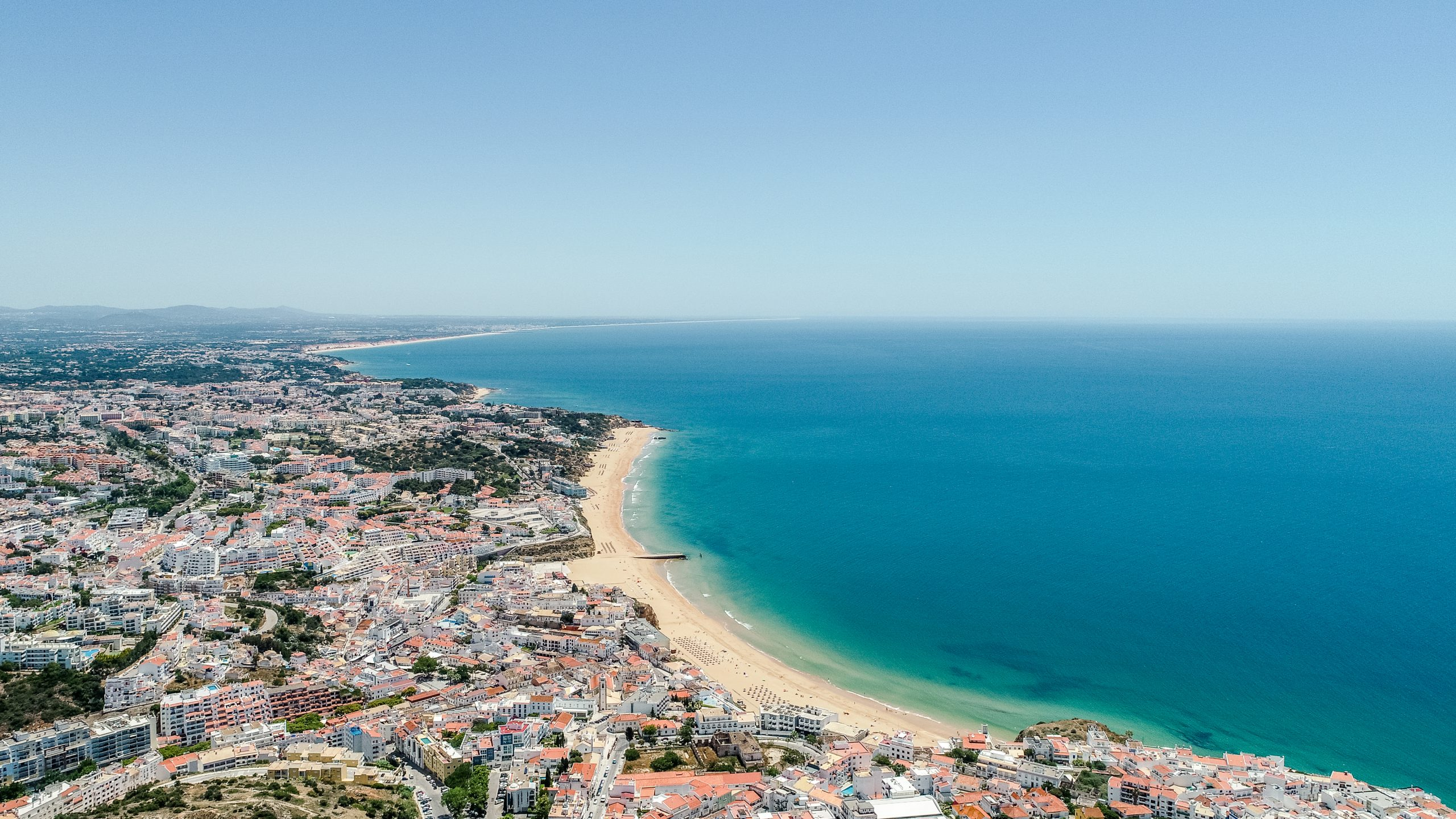 Location appartements et villas de vacance, Ocean View Apartment with Terrace à Albufeira, Portugal Algarve, REF_IMG_15886_17369