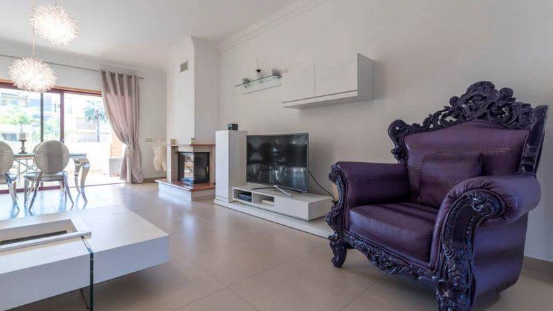 Location appartements et villas de vacance, Appartement de prestige à Quarteira, Portugal Algarve, REF_IMG_17378_17389