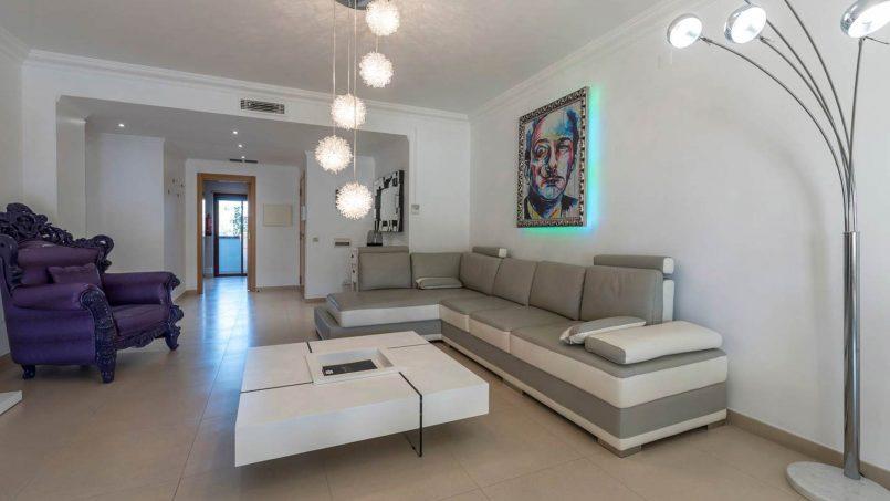 Location appartements et villas de vacance, Appartement de prestige à Quarteira, Portugal Algarve, REF_IMG_17378_17390