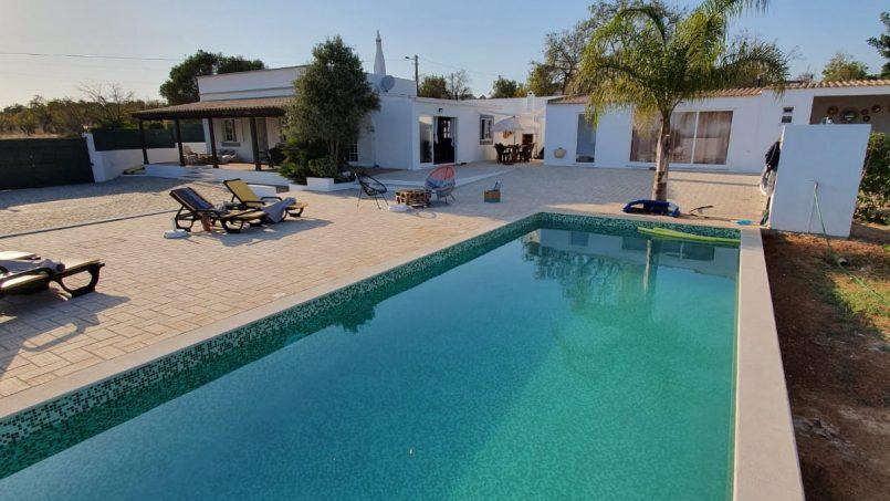 Location appartements et villas de vacance, La Kabane D'Anne à Olhão, Portugal Algarve, REF_IMG_17692_17693