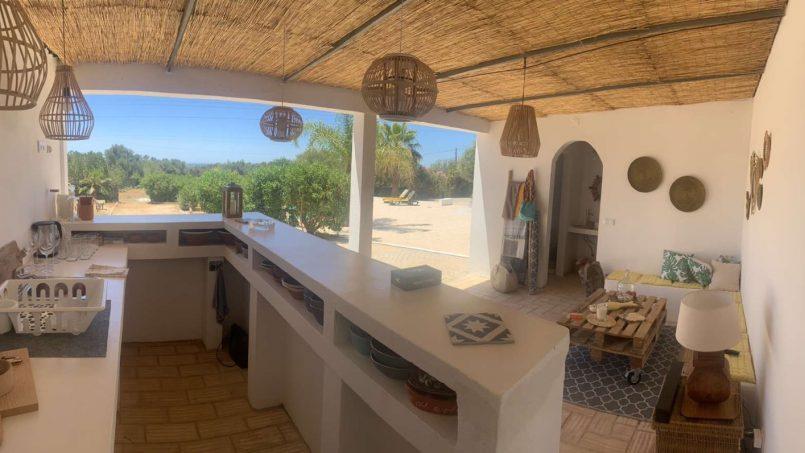 Location appartements et villas de vacance, La Kabane D'Anne à Olhão, Portugal Algarve, REF_IMG_17692_17695