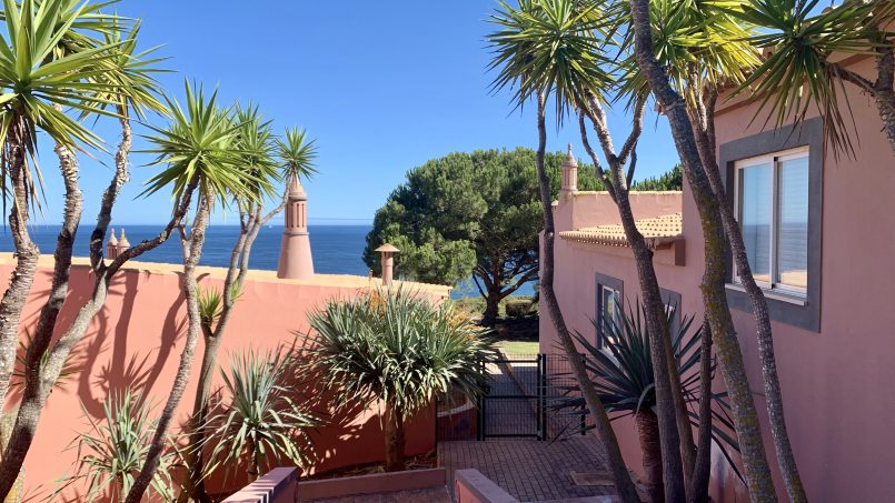 Apartamentos e moradias para alugar, Maison de vacances praia da Luz face à la mer em Lagos, Portugal Algarve, REF_IMG_2627_17918