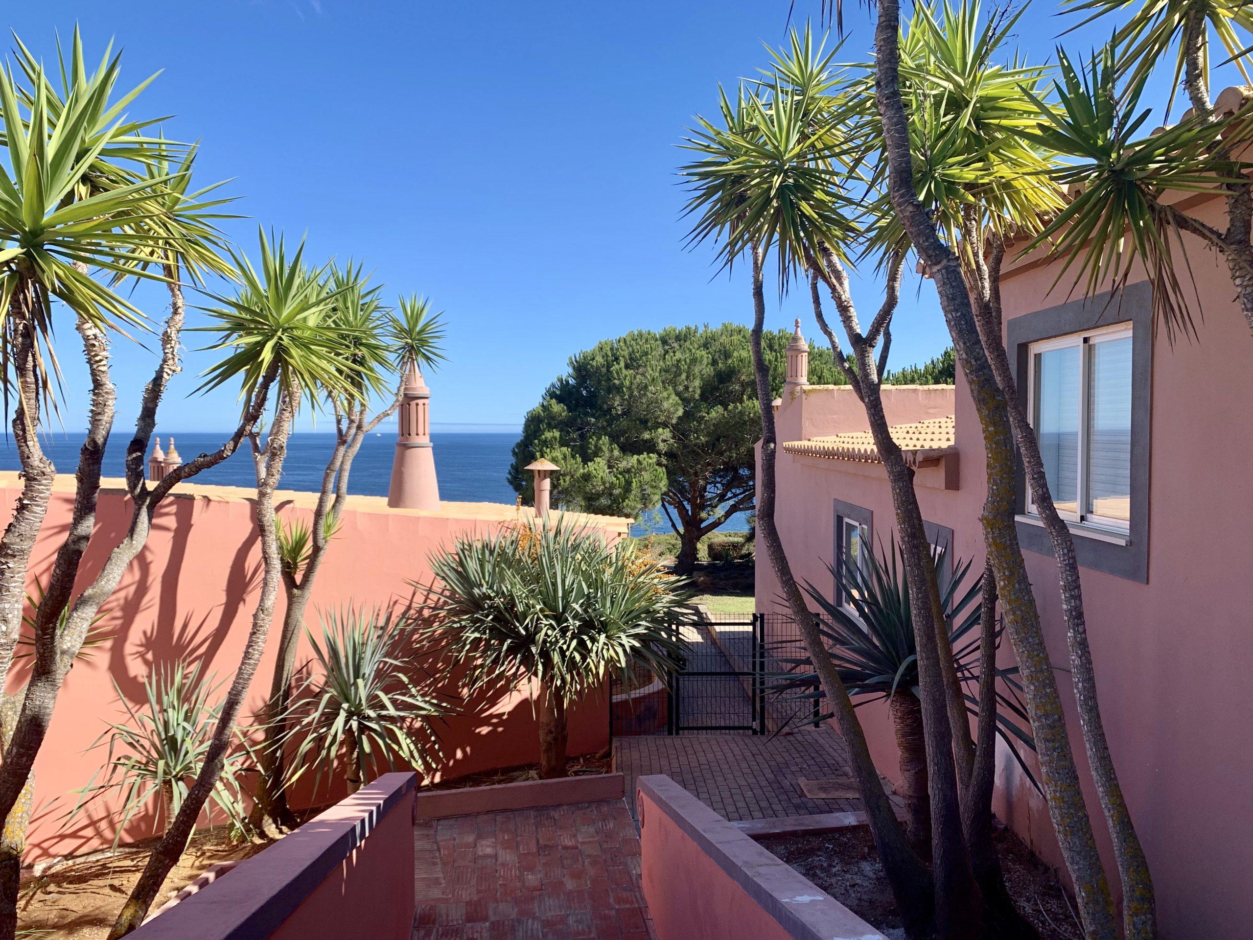 Location appartements et villas de vacance, Maison de vacances praia da Luz face à la mer à Lagos, Portugal Algarve, REF_IMG_2627_17918