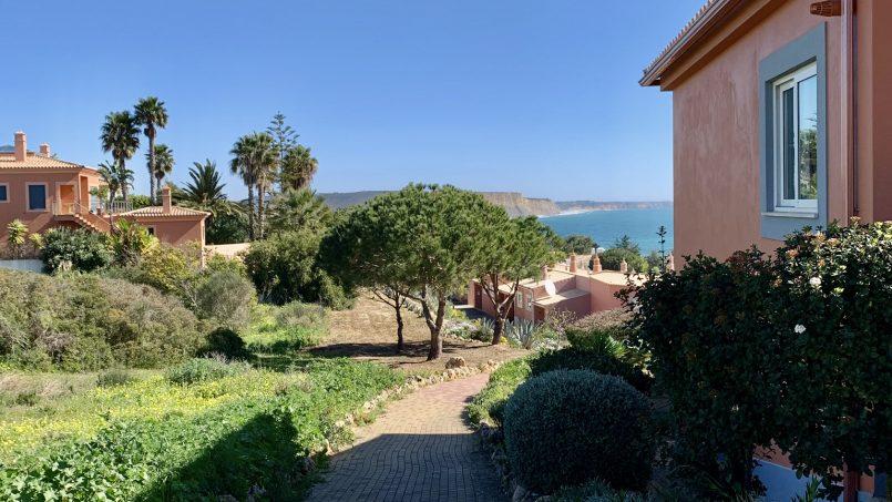 Apartamentos e moradias para alugar, Maison de vacances praia da Luz face à la mer em Lagos, Portugal Algarve, REF_IMG_2627_17928