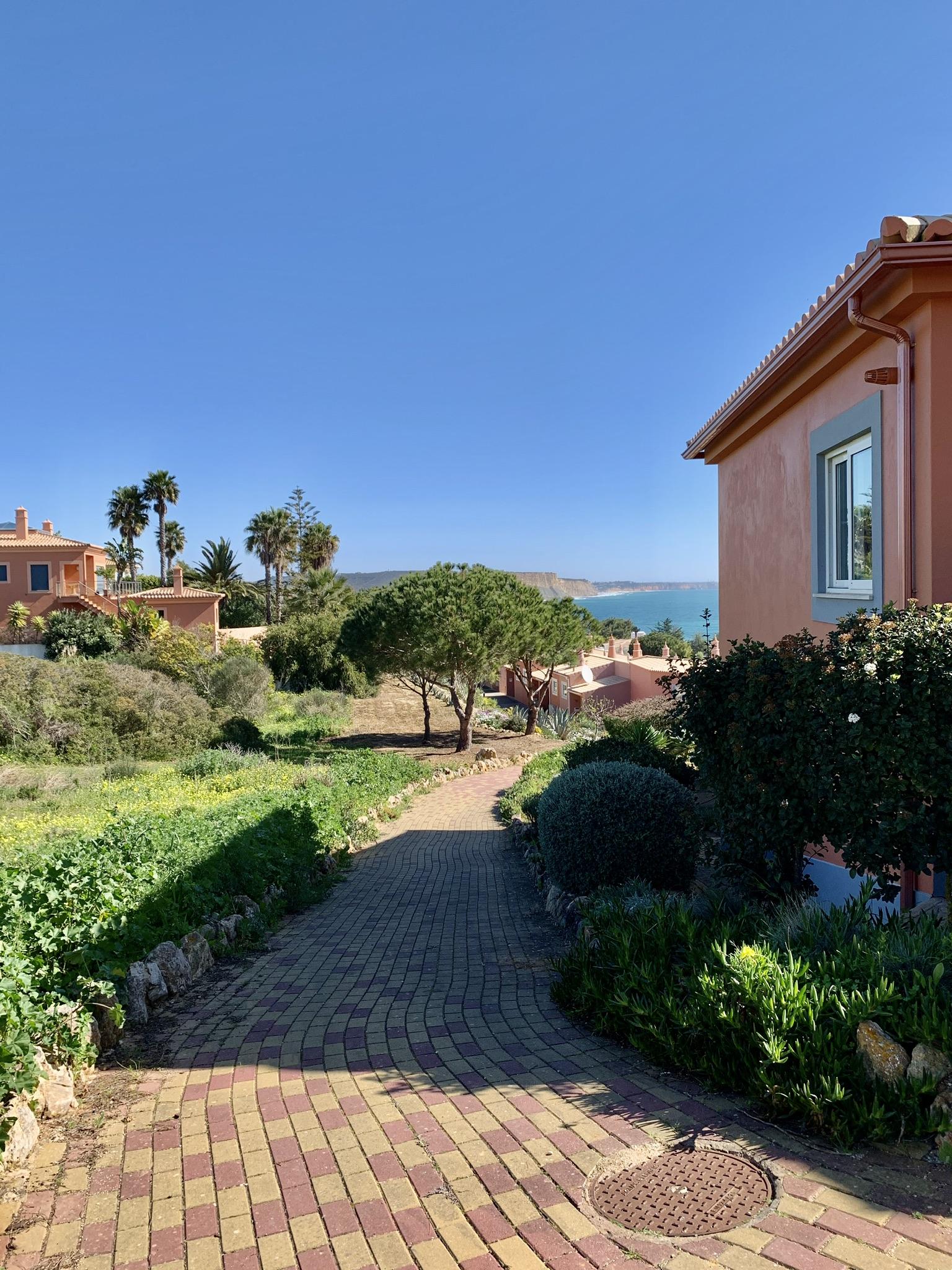 Location appartements et villas de vacance, Maison de vacances praia da Luz face à la mer à Lagos, Portugal Algarve, REF_IMG_2627_17928