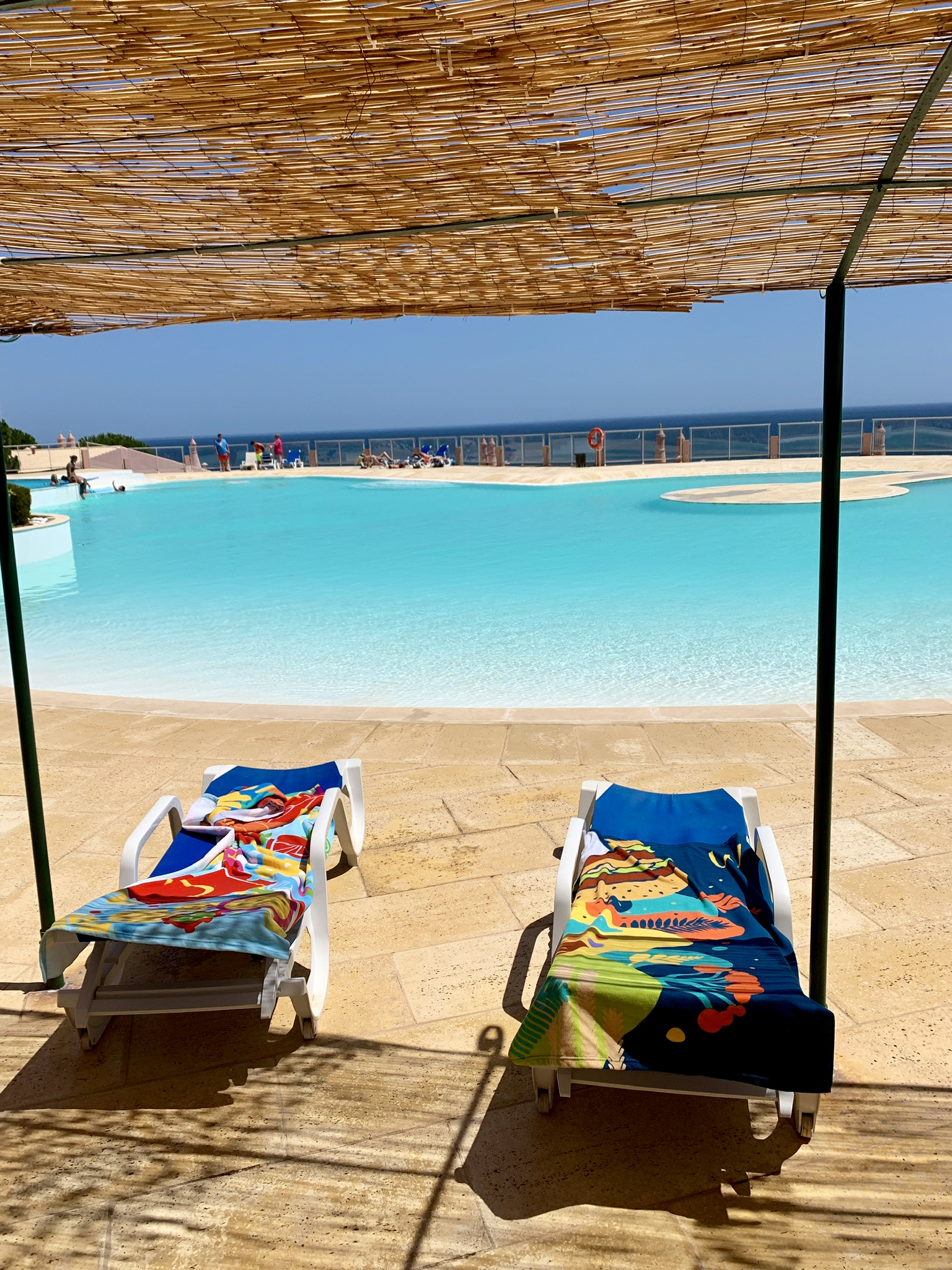 Location appartements et villas de vacance, Maison de vacances praia da Luz face à la mer à Lagos, Portugal Algarve, REF_IMG_2627_17920