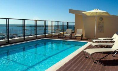 Marina Gigi – Appartement lumineux – Vue Mer & Ria Formosa – Piscine Rooftop