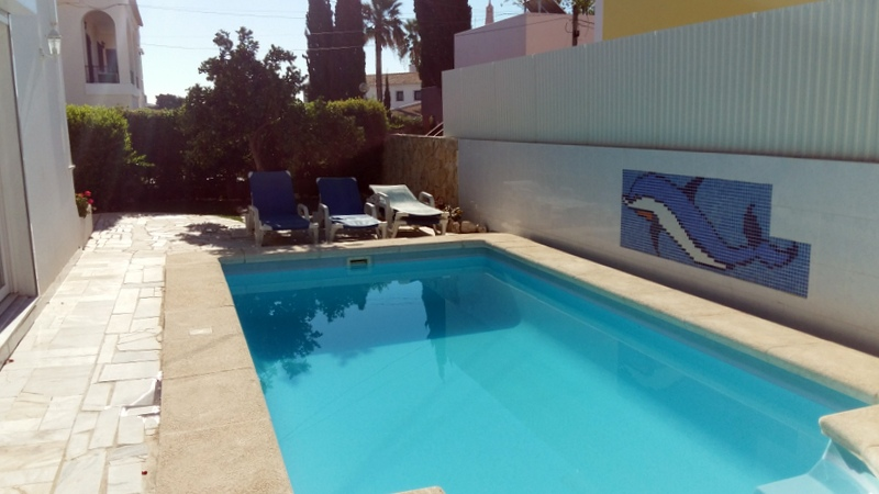 Holiday apartments and villas for rent, Vivenda FLANDRIA with private pool / free WiFi in Alvor, Portugal Algarve, REF_IMG_14769_18294
